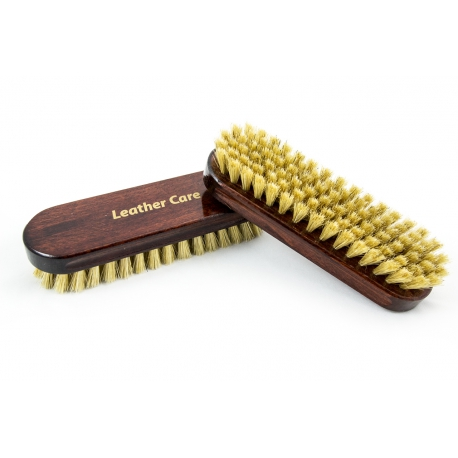 Leathercare Natural Brush Owalna szczotka