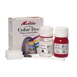 Color Dye Metallized 25ml+25ml - farba do skór kolory metaliczne